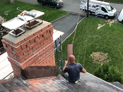 Chimney Flashing Ho-Ho-Kus NJ