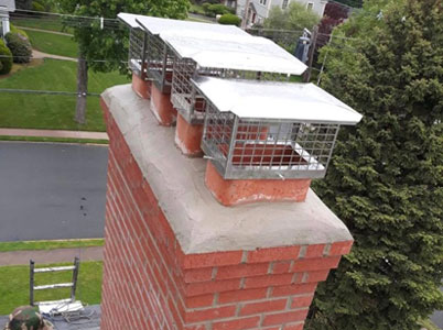 Chimney Cap Installation Repair Fairfield NJ