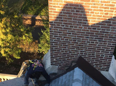 Chimney Flashing Repair Fairfield NJ