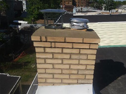 Chimney Rebuild Ho-Ho-Kus NJ