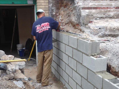 Retaining Wall Repair Haworth NJ