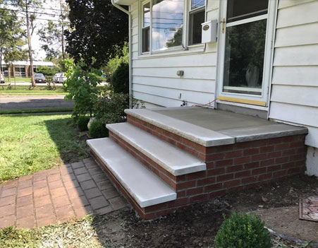 Emergency Front Step Repair NJ